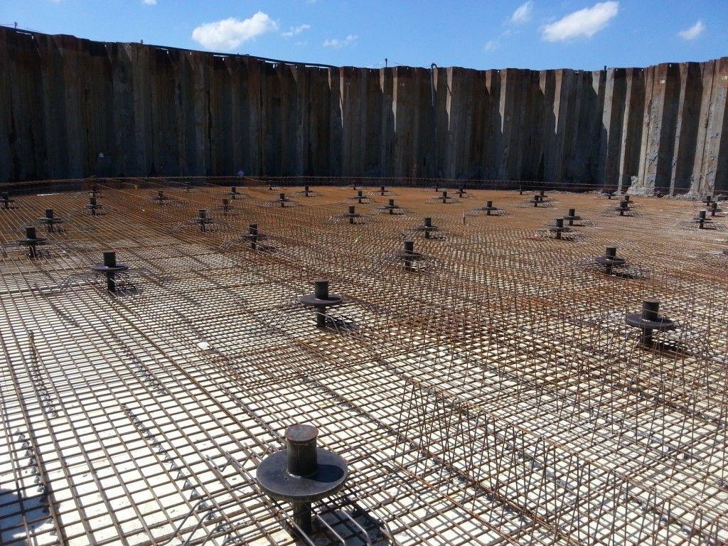 betongaas